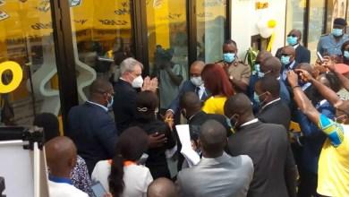 Agence MTN Cameroon EKIE