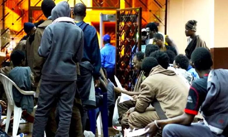 Camerounais rapatriés des USA