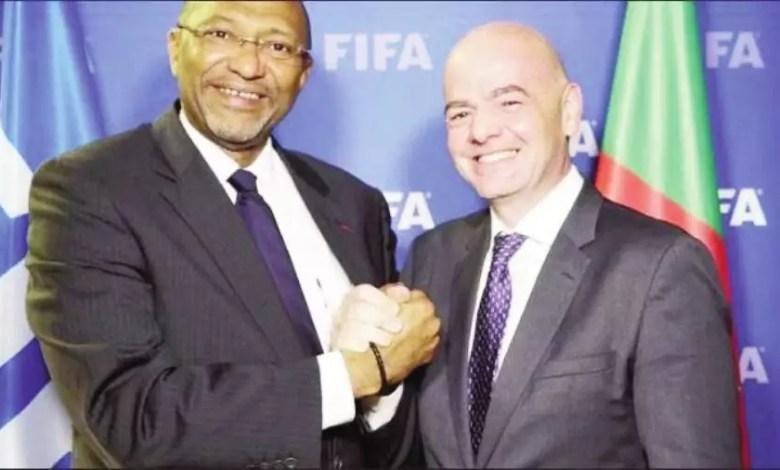 Fécafoot et Fifa
