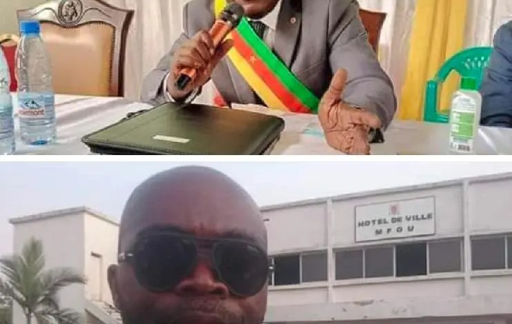 Francis Bidima et Francis Ngoumou