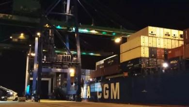 Owendo Container Terminal au Gabon
