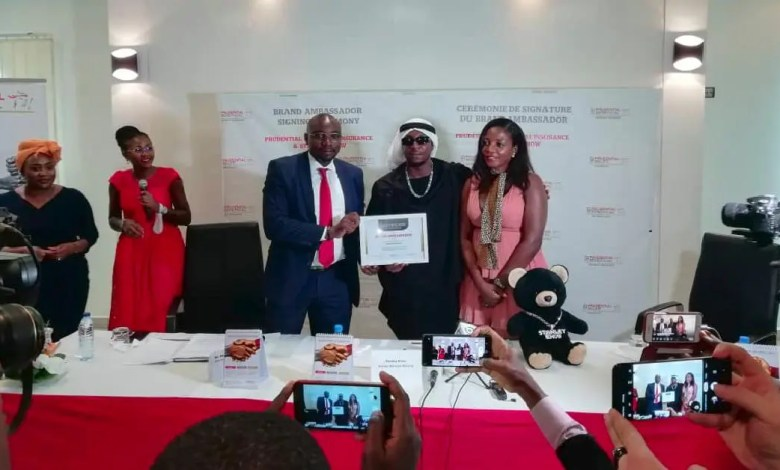 Stanley Enow Brand ambassador Beneficial