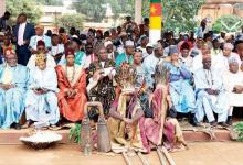 Chefs traditionnels de l'Ouest Cameroun