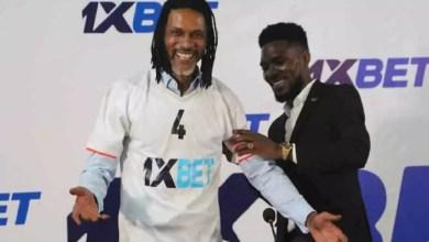 Rigobert Song Brand Ambassador 1XBET
