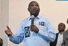 GBAGBO LAURENT Service communication FPI