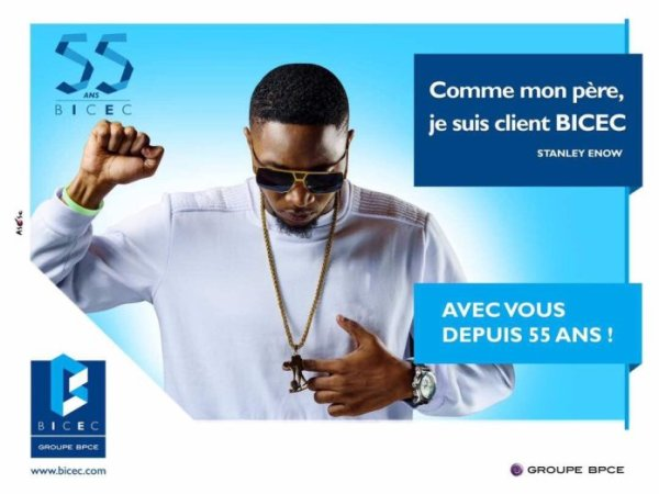 News: Cameroonian rapper Stanley Enow becomes Bicec Bank ...