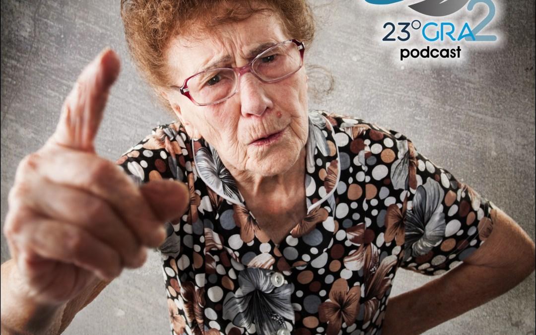 Podcast 052 – ¡Eso es pecado! – 23gra2