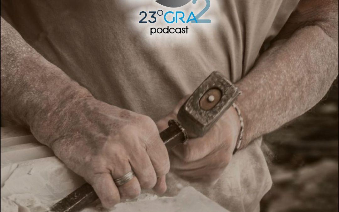 Podcast 068 – Escultores de nuestro día – 23gra2