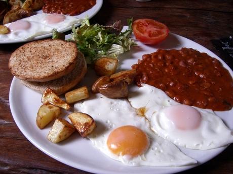 Frühstück bei Papa Del