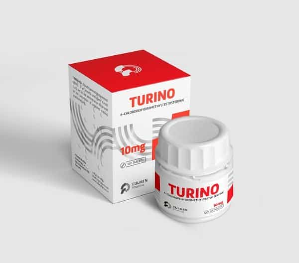TBOL [TURINABOL] SHIPPED FROM EUROPE