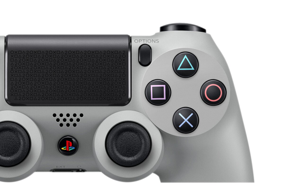 20th Anniversary PS4 Controller And Matching Headset To Be