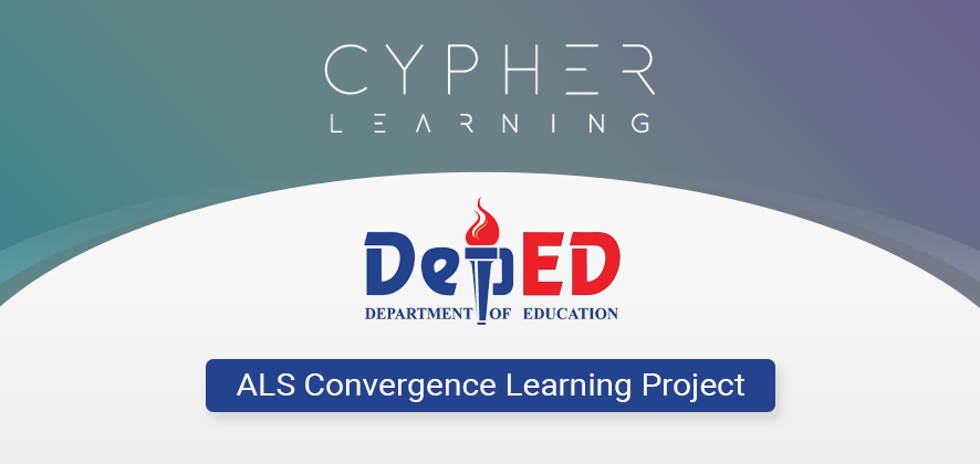 Published on nov 26, 2012. Cypher Learning Deped Philippines Solar Entertainment And Sandiwaan Center For Learning Announce The Launch Of The Als Convergence Learning Project