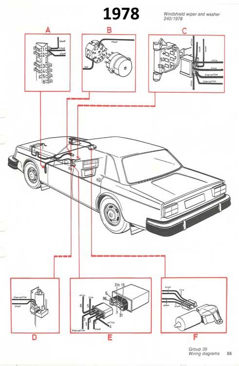 78 volvo gle fuse box  wiring diagram operation work