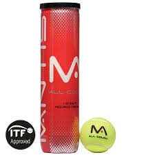 MANTIS All Court Tennisboll