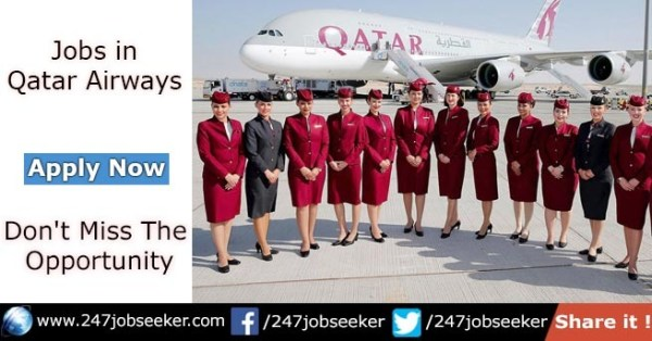 Qatar Airways Careers in Doha 2020 Cabin Crew Job Openings
