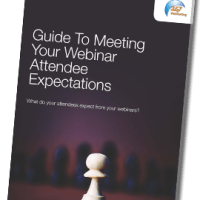 Whitepaper: Guide To Meeting Your Webinar Attendees' Expectations