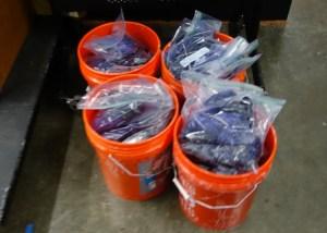Enough purple shirts?
