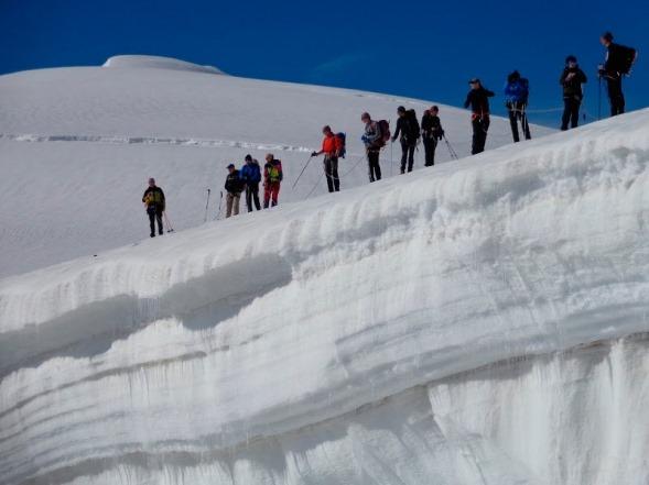 Haute Route, czyli trekking dla wymagających