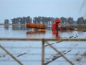 oeste bonaerense inundado
