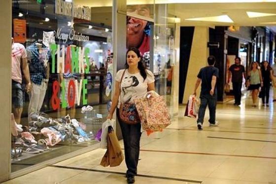 shopping interior
