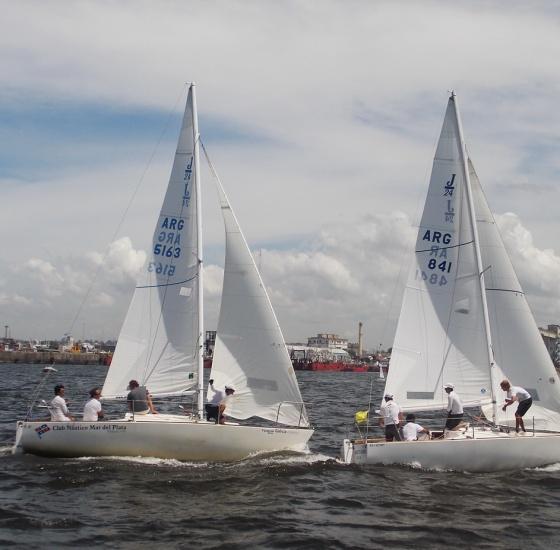 yating Match race5