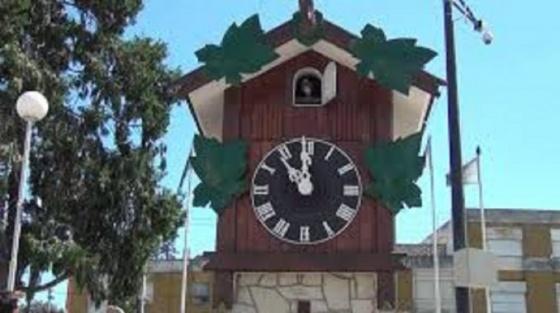 reloj cucú