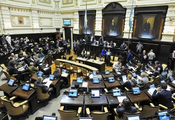 La Legislatura bonaerense aprobó el Presupuesto 2018