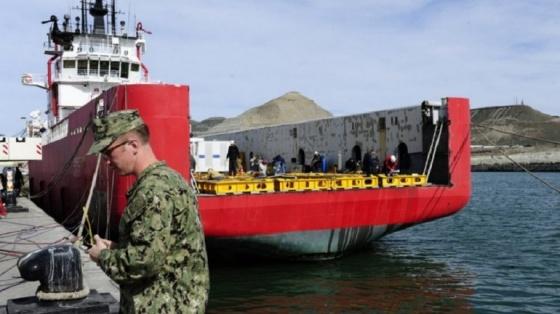 Asegura presidente argento que continuará búsqueda de submarino