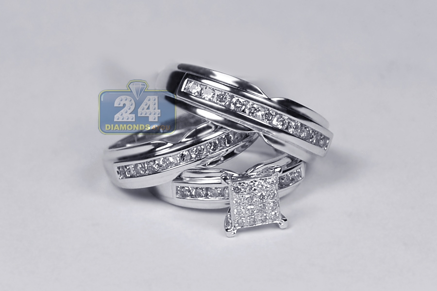 Gold Wedding Rings Groom