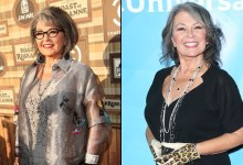 Photo of Roseanne Barr sheds pounds, thanks fans