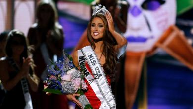 Photo of Miss Nevada wins title of 'Miss USA 2014'