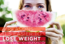 Photo of 4 Reasons It's Easier to Lose Weight in the Summer