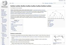 Photo of The 49 Most Entertaining Wikipedia Entries Ever Created