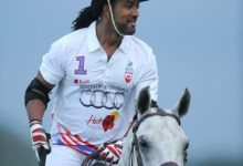 Photo of Playing Polo in Haiti