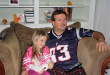 Photo of The New England Patriots and The Pink Jersey