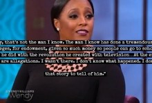 Photo of Keshia Knight Pulliam On Cosby Allegations: 'That's Not The Man I Know' (VIDEO)