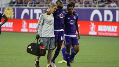 Photo of Orlando City SC Kevin Molina injured, Out for season.