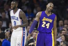 """Photo of SIXERS WIN! And Kobe Says """"Thanks Philly!"""""""
