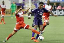 Photo of Orlando City Crushes Revolution 3-1. In Playoff Contention
