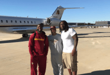 Photo of NFL Owner Robert Snyder Lends Plane For Players To Take Aid To Haiti