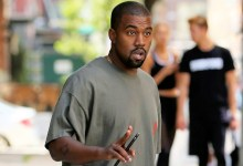 Photo of Kanye Has Meltdown. Fires Entire Staff After Fashion Show Disaster