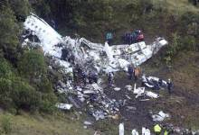 Photo of Plane taking a Brazilian soccer team to cup final crashes in Colombia, 75 dead