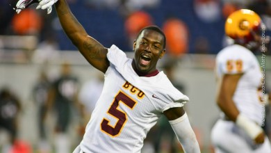 Photo of Bethune Cookman Wildcats Dominate Florida Classic, 39-19