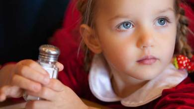 Photo of Kids consume too much salt, CDC warns