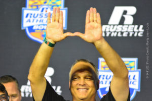 Miami gets a spark, and dominates Russell Athletic Bowl