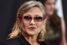 Photo of Princess Leia Actress Hospitalized