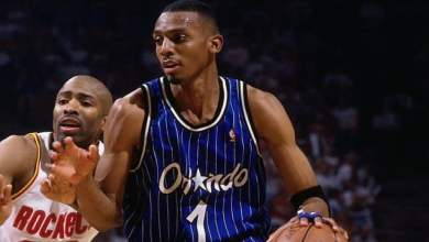 Photo of Penny Hardaway Added to the Magic Hall of Fame