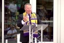 Photo of Orlando City Stadium Ribbon Cutting Ceremony