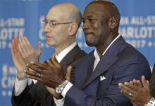 Photo of NBA Commissioner and Michael Jordan Step In on Oakley-Dolan Feud