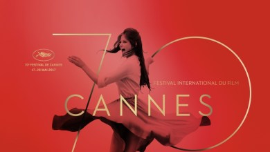 Photo of Official Poster for the 70th Cannes Film Festival